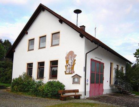 Oberg. Feuerwehrhaus bzw. Musikerheim