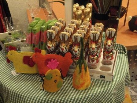 Leckeres und Nützliches zu Ostern