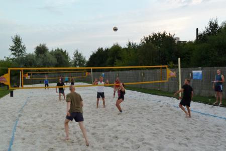 Beach-Turnier
