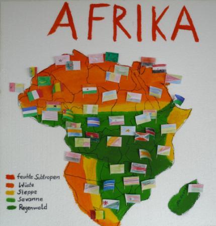 grundschule gammelin - nebenan in afrika