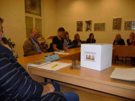 Treffen der Arbeitsgruppe 2