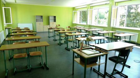 Klassenraum neu