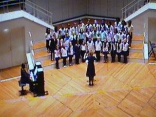 Konzert Schulchor 2013