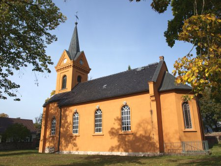 © picture: J. Struck – Protestant church of Rangsdorf