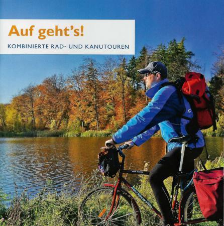 Paddel & Pedal Titelbild Pommersche Flußlandschaft