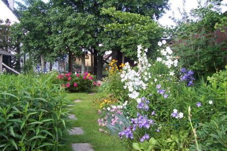 Garten - Foto: Pahling
