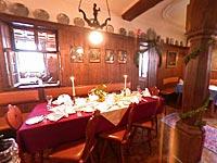 Restaurant im Hotel Leicht