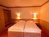 Zimmer im Hotel Leicht