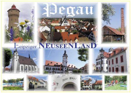 Pegau im Leipziger Neuseenland