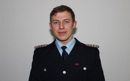 stellv. Zugführer Peter Graßow
