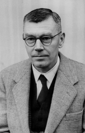 Pfarrer Heinz Koch