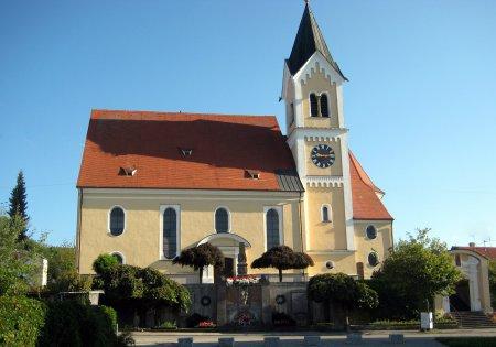 Ziemetshausen Kirche St. Peter und Paul