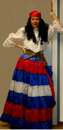 Piratenbraut/Zigeunerin
