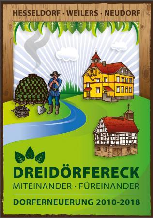 Dorferneuerung Hesseldorf-Weilers-Neudorf