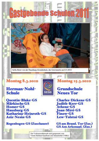 Plakat DPS 2011