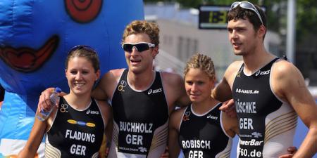 EM Pontevedra 2011-Team Germany
