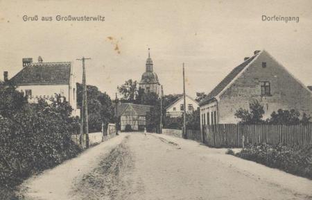 Postkarte - Wusterwitz