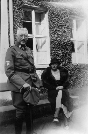 Prinz Waldemar und Prinzessin Calixta von Preussen