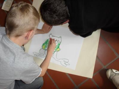 Projekt 20 Einschulungsfeier