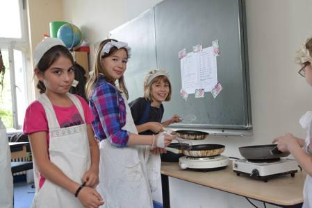 Projekt 12 Omas Küche