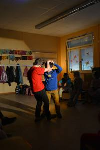 Projekt 2 Schattentheater