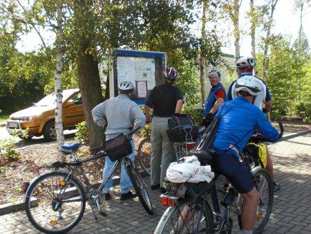 Radtour durchs Recknitztal mit einem Zwischenstop auf dem Wasserwanderrastpaltz