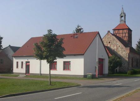 Feuerwehrgerätehaus Gemeindeteil Ragow