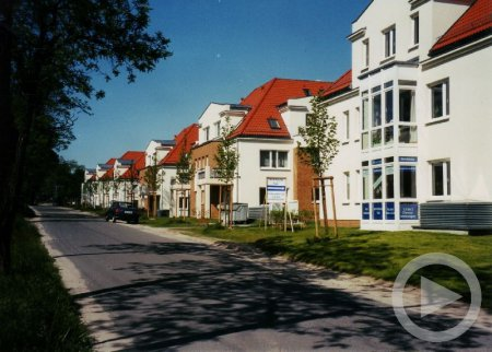 Impressions of Rangsdorf  living and habitation - Click on a picture to open the photogalery!