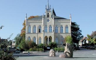 Rathaus Marlow