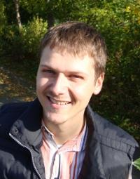 Jugendmitarbeiter Matthias Richter