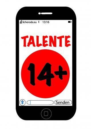 Logo Talente 14+
