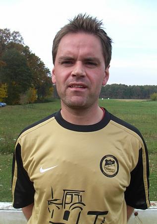 Spielertrainer Renè Boltze
