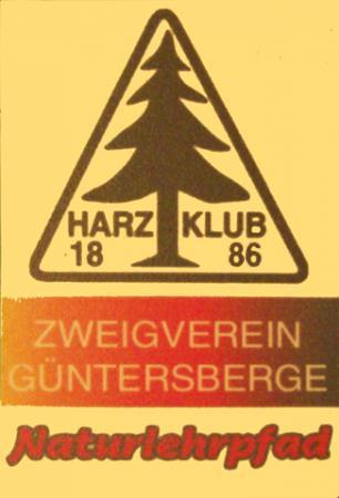 Logo Naturlehrpfad Güntersberge