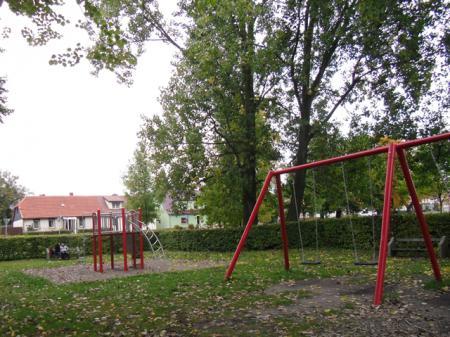 Stadtgarten -Spielplatz