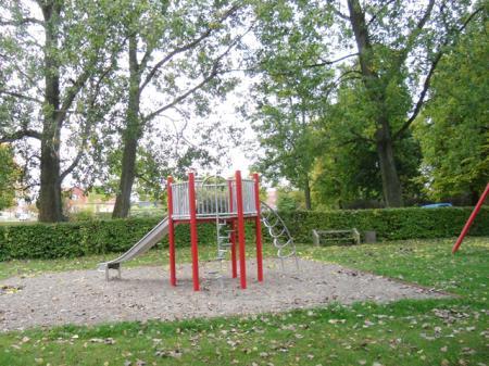 Stadtgarten Klettergerüst
