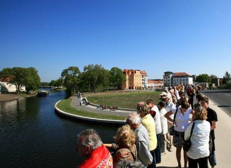 Schlossbrücke Havelpromenade
