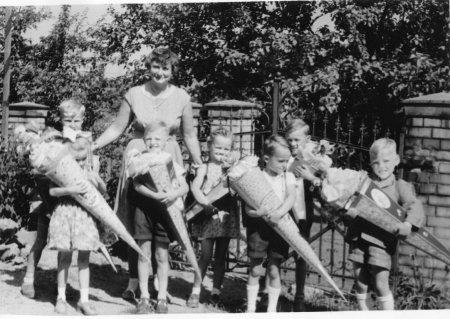 Schulanfang 1960