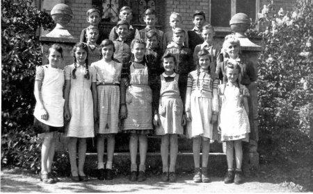 Klasse 8 1949