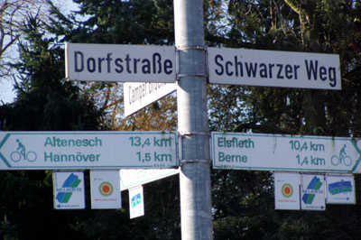 Schwarzer Weg