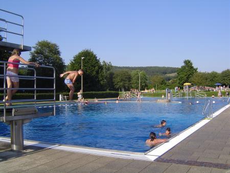 Schwimmbad Mihla
