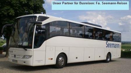 Seemann-Reisen / Unser Buspartner in Berlin