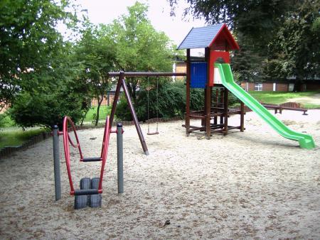 Spielplatz Schillerpark