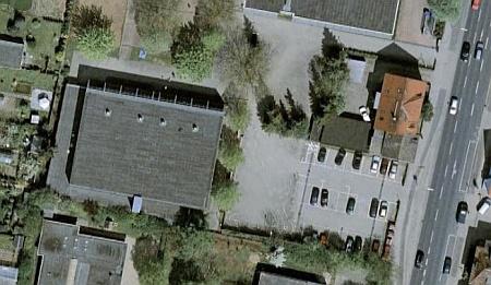 Sporthalle Thiedestraße (2)