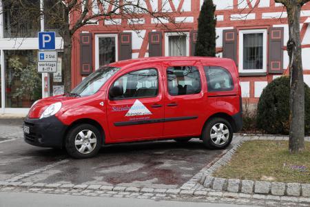 Sozialstation Uhingen Auto