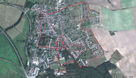 Stadtrunde 6km