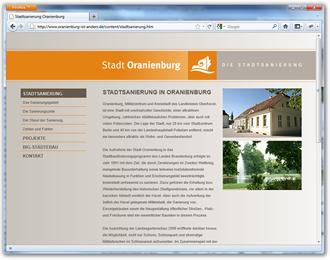 Stadtsanierung (externe Website)