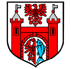 Stadtwappen Moryn