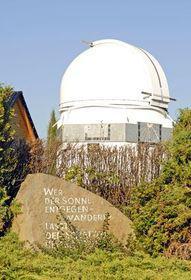 An der Sternwarte