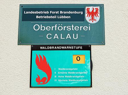 Oberförsterei Calau