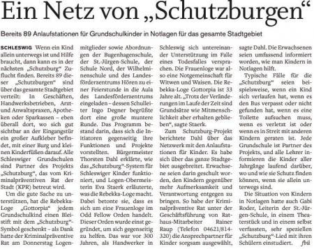 Artikel SN Schutzburgen Text
